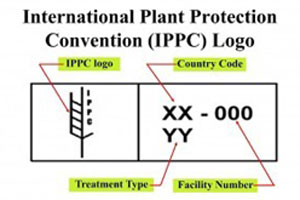 Σήμανση παλετών με το Διεθνές Πρότυπο ISPM 15
