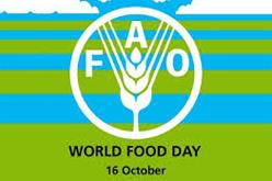 16 Οκτωβρίου – Παγκόσμια Ημέρα Διατροφής